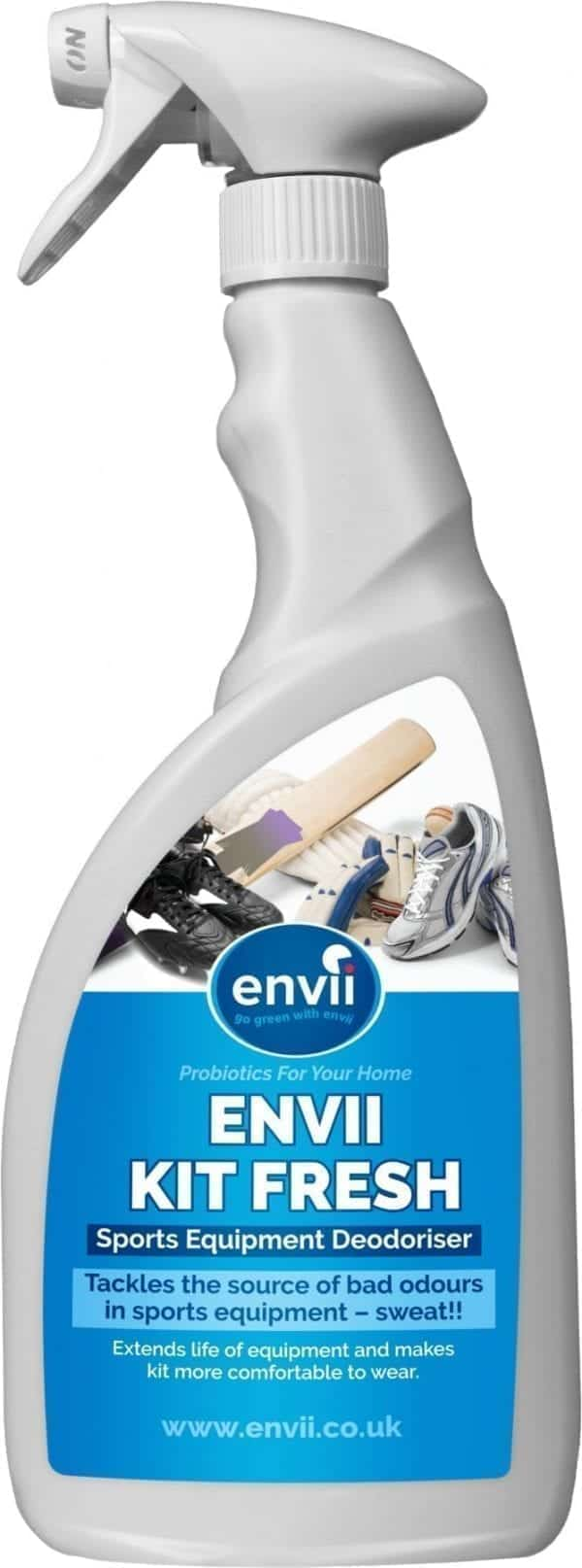 front view of Envii Kit Fresh bottle our shoe odour remover