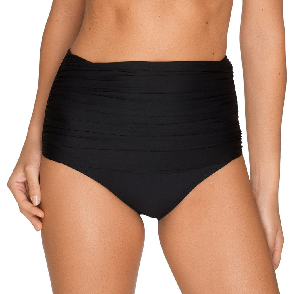 Draped Full Brief (extra high)-5537