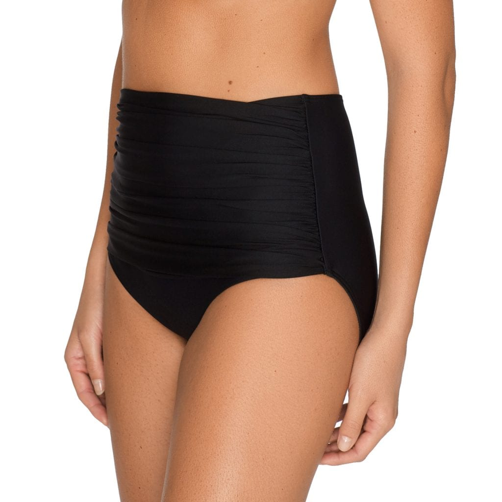 Draped Full Brief (extra high)-5538