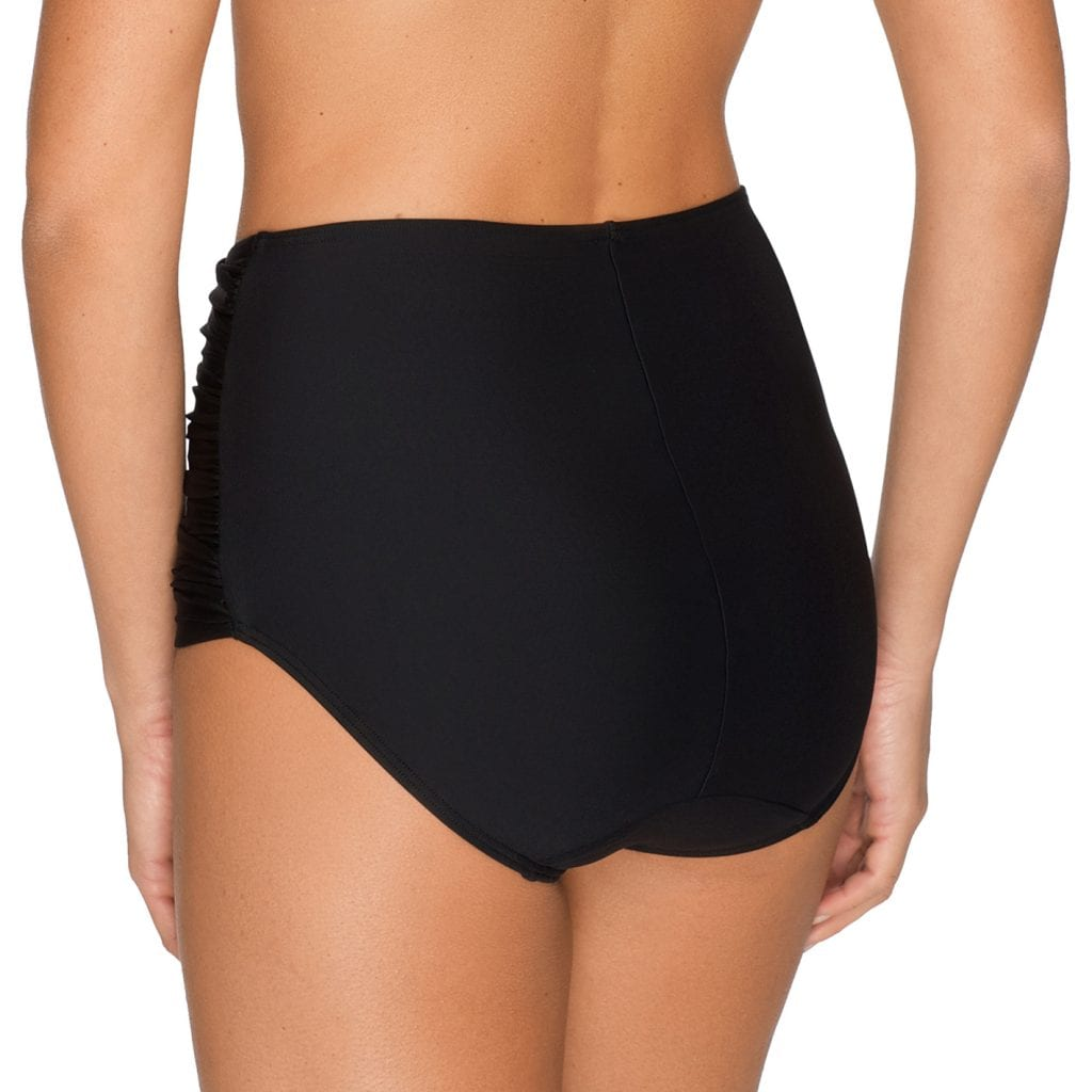Draped Full Brief (extra high)-5536