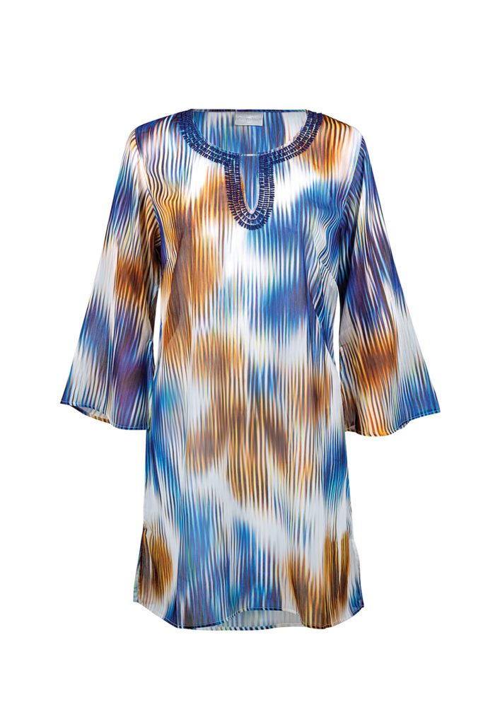 aquarius flame tunic